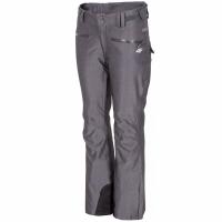 Pantaloni Ski 4F H4Z17 SPDN002 gri inchis melange Dama