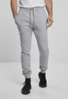 Pantaloni sport Organic Basic gri Urban Classics