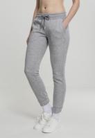 Pantaloni sport pentru Dama gri Urban Classics