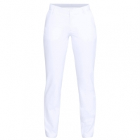 Pantaloni Under Armour Links pentru Dama alb
