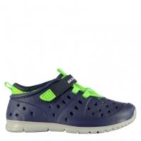 Pantofi apa Skechers Hydrozooms pentru Bebelusi bleumarin verde lime
