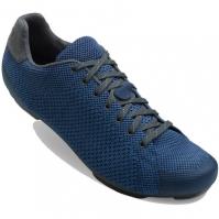 Pantofi ciclism Giro Republic R tricot Road albastru