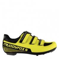 Pantofi ciclism Muddyfox RBS100 pentru Barbat galben
