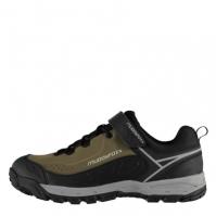 Pantofi ciclism Muddyfox TOUR200 Low pentru Barbat kaki