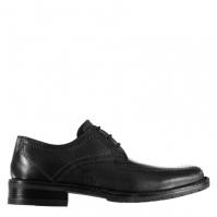 Pantofi cu siret Kangol Glinton pentru baieti negru