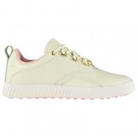 Pantofi de Golf adidas Adicross pentru Dama alb roz