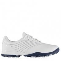 Pantofi de Golf adidas Adipure DC pentru Dama alb