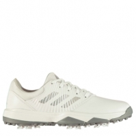 Pantofi de Golf adidas CP Traxion pentru baieti alb