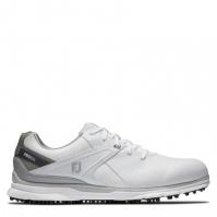 Pantofi de Golf Footjoy Pro SL pentru Barbat alb gri