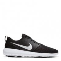 Pantofi de Golf Nike Roshe pentru Barbat negru alb