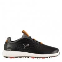 Pantofi de Golf Puma Power Adapt din piele pentru Barbat negru