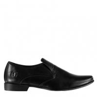 Pantofi fara siret Giorgio Langley pentru Barbat negru