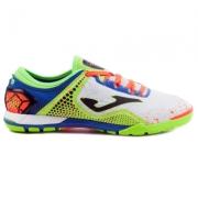 Pantofi fotbal sala Joma 702 alb Indoor