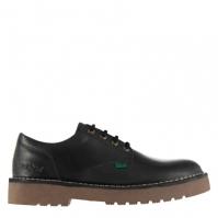 Pantofi Kickers Daltry Derby negru