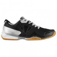 Pantofi sport Badminton Carlton Xelerate Lite negru argintiu