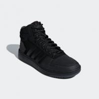 Pantofi sport Barbat adidas Hoops 2.0 core negru carb