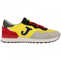 Pantofi sport casual Barbat C367 Joma 809 galben-negru-gri