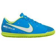 Pantofi sport fotbal in sala juniori Nike Mercurial Vortex Neymar Copil