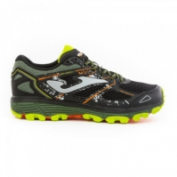 Pantofi sport Joma Tkshock 2001 negru-verde Aislatex Barbat