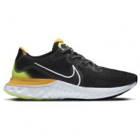 Pantofi Sport Nike Renew Run pentru Barbat negru alb un.gold
