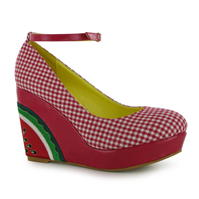 Banned Wedged Shoes pentru Dama