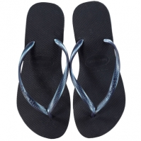 Papuci de plaja Havaianas Slim bleumarin