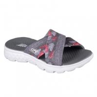 Papuci de plaja Skechers On The Go Tropical pentru Dama