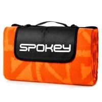 Patura pentru picnic Blanket Spokey Amber Apricote 150x180 Cm portocaliu 927390