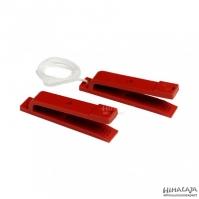 Perforator Ol-punches rosu