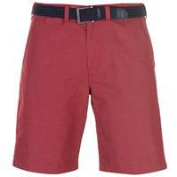 Pantaloni scurti Pierre Cardin YD Pantaloni chino cu curea pentru Barbat