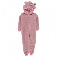 Pijama salopeta Crafted Novelty pentru fete pentru Bebelusi leopard pisica