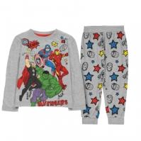 Pijamale cu Maneca Lunga pentru Copil cu personaje