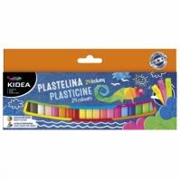 Plastilina Mix 24 Culori, Kidea