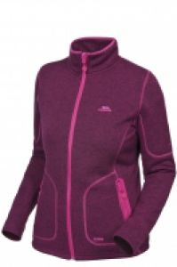 Polar Dama Cardigan Plum Trespass
