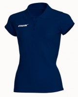 Polo Blu Max Sport pentru timp liber pentru Dama