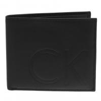 Portofel Calvin Klein Calvin Finn negru