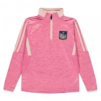 Pulovere ONeills Limerick fermoar pentru fetite mt roz carn ang