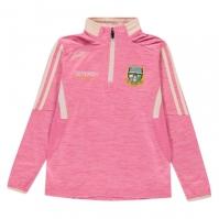 Pulovere ONeills Meath fermoar pentru fetite mt roz carn ang