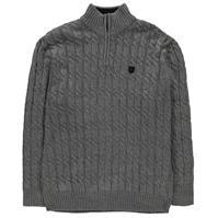 Pulovere tricotate Kangol Taras pentru Barbat