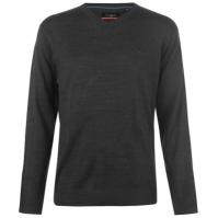 Pulovere tricotate Pierre Cardin cu decolteu in V pentru Barbat