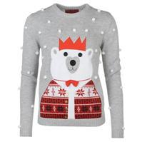 Pulovere tricotate Star 3D Craciun Xmas pentru Dama