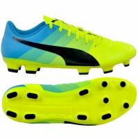 Ghete fotbal PUMA EVO POWER 4.3 FG / 103536 01