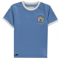 Puma Manchester City 125th Anniversary Shirt pentru Copil