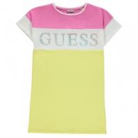 Rochie-camasa Guess Block T- multicolor