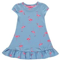 Rochie Joules Joules Flamingo JnG02 albastru