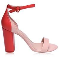 Sandale Aldo Bellla Heeled pentru Dama deschis roz