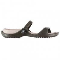 Sandale Crocs Cleo pentru Dama maro cotto