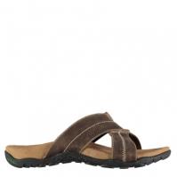 Sandale Karrimor Lounge Slide pentru Barbat maro