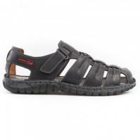 Sandale piele Barbat Joma Soporto 901 negru