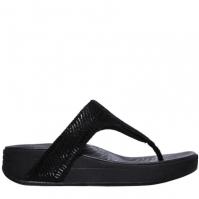 Sandale Skechers Retro Heeled negru